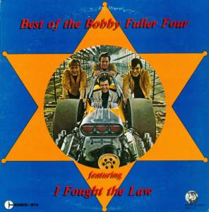 Cover - Bobby Fuller Four, The: Best Of Bobby Fuller Four