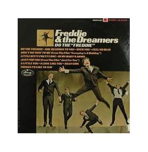"Cover - Freddie & The Dreamers: Do The ""Freddie"""