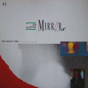Split Mirrors: Right Time, The - Cover
