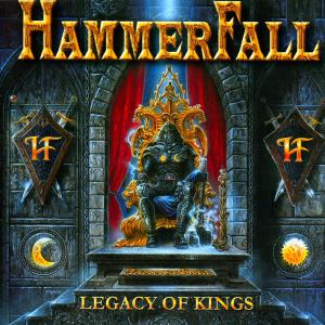 HammerFall: Legacy Of Kings - Cover