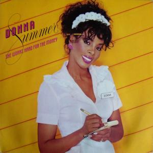 Donna Summer: She Works Hard For The Money - Cover
