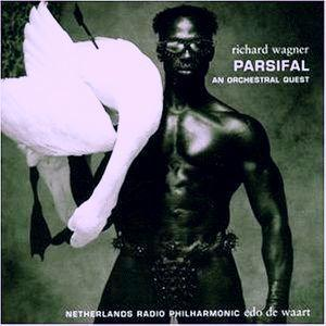 Richard Wagner: Parsifal - An Orchestral Quest - Cover
