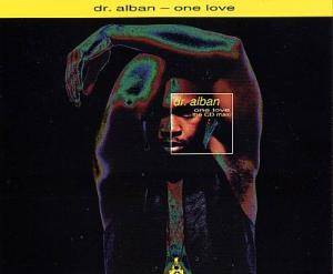 Dr. Alban: One Love - Cover