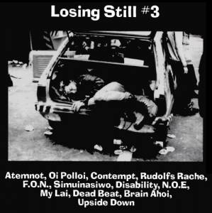 Cover - Dead Beat: Losing Still #3