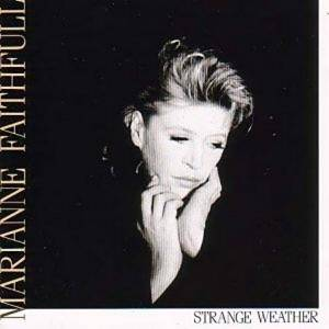 Marianne Faithfull: Strange Weather - Cover