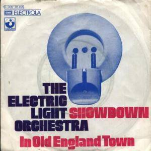 Electric Light Orchestra: Showdown - Cover
