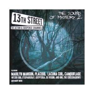 Cover - Disillusion: 13th Street - The Sound Of Mystery 2