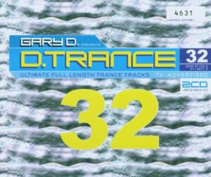 Gary D. Presents D.Trance 32 - Cover