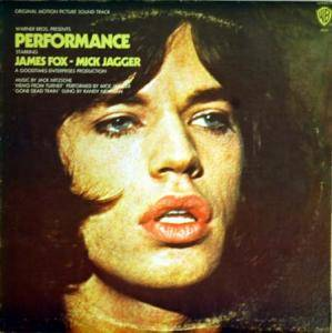 Performance (Original Motion Picture Sound Track) - Cover