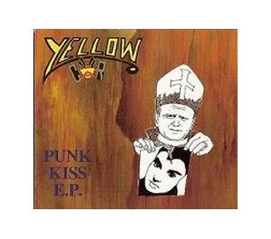 Cover - Yellow Car: Punk Kiss E.P.