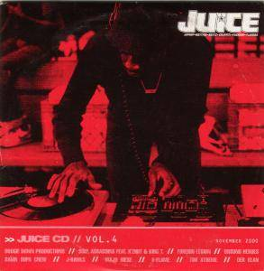 Cover - Unsung Heroes: Juice Vol. 004