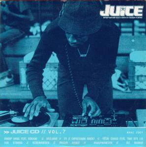 Juice Vol. 007 - Cover