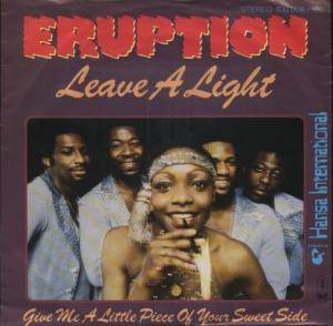 Eruption: Leave A Light - Cover