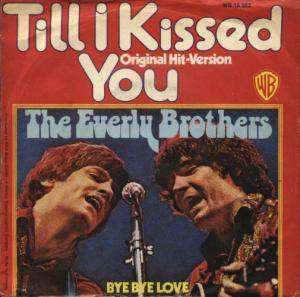 The Everly Brothers: Till I Kissed You - Cover