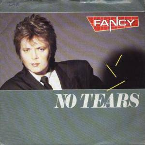 Fancy: No Tears - Cover