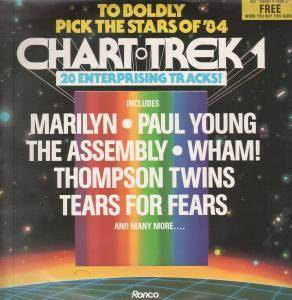 Cover - Assembly, The: Chart Trek 1