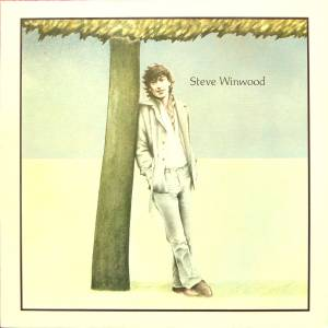 Cover - Steve Winwood: Steve Winwood