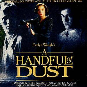 Cover - George Fenton: Handful Of Dust, A