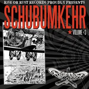 Cover - Remember The Nights: Schubumkehr Volume 3