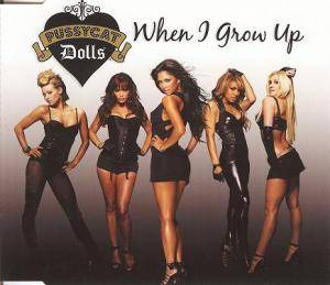 Cover - Pussycat Dolls: When I Grow Up
