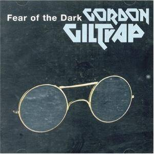 Gordon Giltrap: Fear Of The Dark - Cover