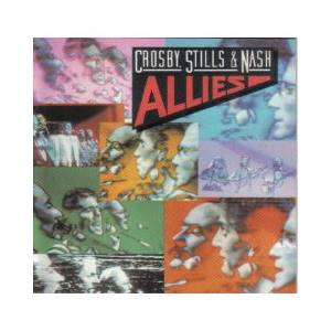 Crosby, Stills & Nash: Allies - Cover