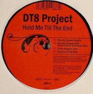 Cover - DT8 Project: Hold Me Till The End