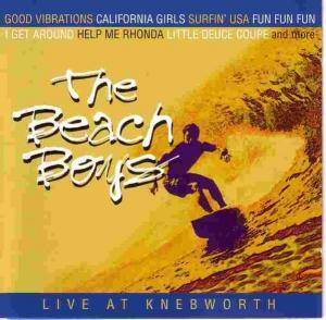 The Beach Boys: Live At Knebworth - Cover