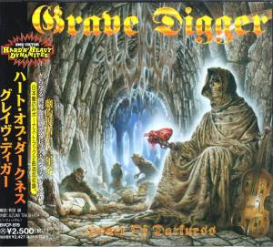 Grave Digger: Heart Of Darkness - Cover