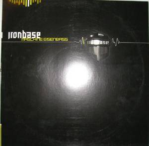 Ironbase: Maschine Eisenbass - Cover