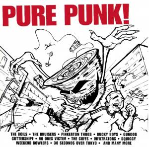 Cover - Unsung Heroes: Pure Punk!
