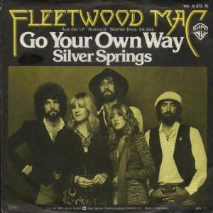 Fleetwood Mac: Go Your Own Way - Cover