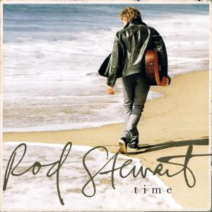 Rod Stewart: Time - Cover