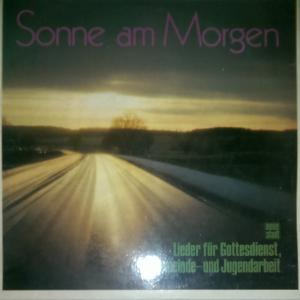 Sonne Am Morgen: Sonne Am Morgen - Cover