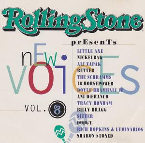 Rolling Stone: New Voices Vol. 08 - Cover