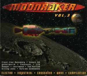 Moonraker Vol. III - Cover