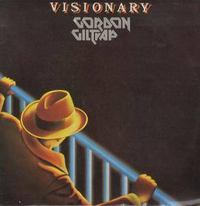 Gordon Giltrap: Visionary (1976) - Cover