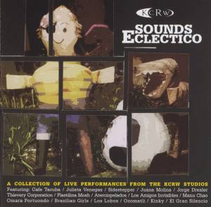 KCRW Sounds Eclectico - Cover