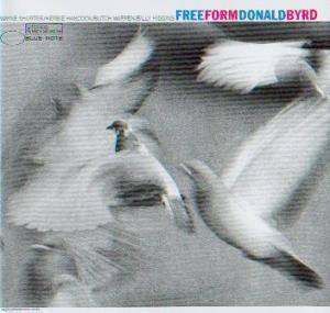 Donald Byrd: Free Form - Cover