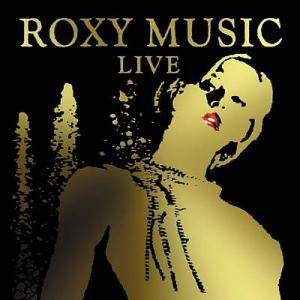 Roxy Music: Live - Cover
