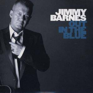 Jimmy Barnes: Out In The Blue - Cover
