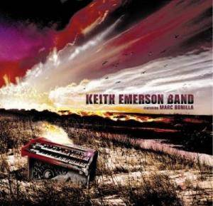 Keith Emerson Band Feat. Marc Bonilla: Keith Emerson Band Feat. Marc Bonilla - Cover