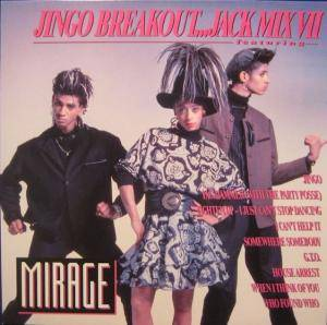 Mirage: Jingo Breakout...Jack Mix VII - Cover