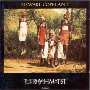 Stewart Copeland: Rhythmatist, The - Cover
