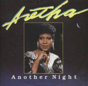 Aretha Franklin: Another Night - Cover