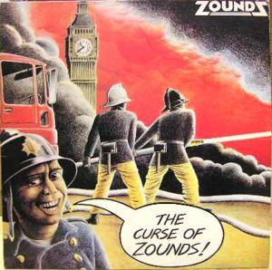Zounds: Curse Of Zounds!, The - Cover