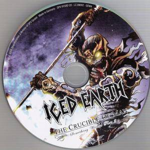 Iced Earth: The Crucible Of Man (Something Wicked Part 2) (CD) - Bild 3