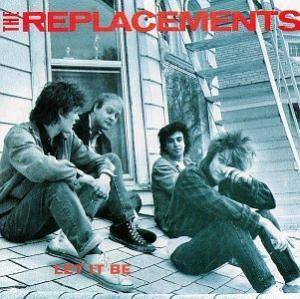 Cover - Replacements, The: Let It Be