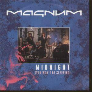 Magnum: Midnight (You Won't Be Sleeping) - Cover