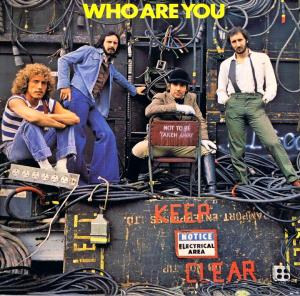 Who, The: Who Are You - Cover